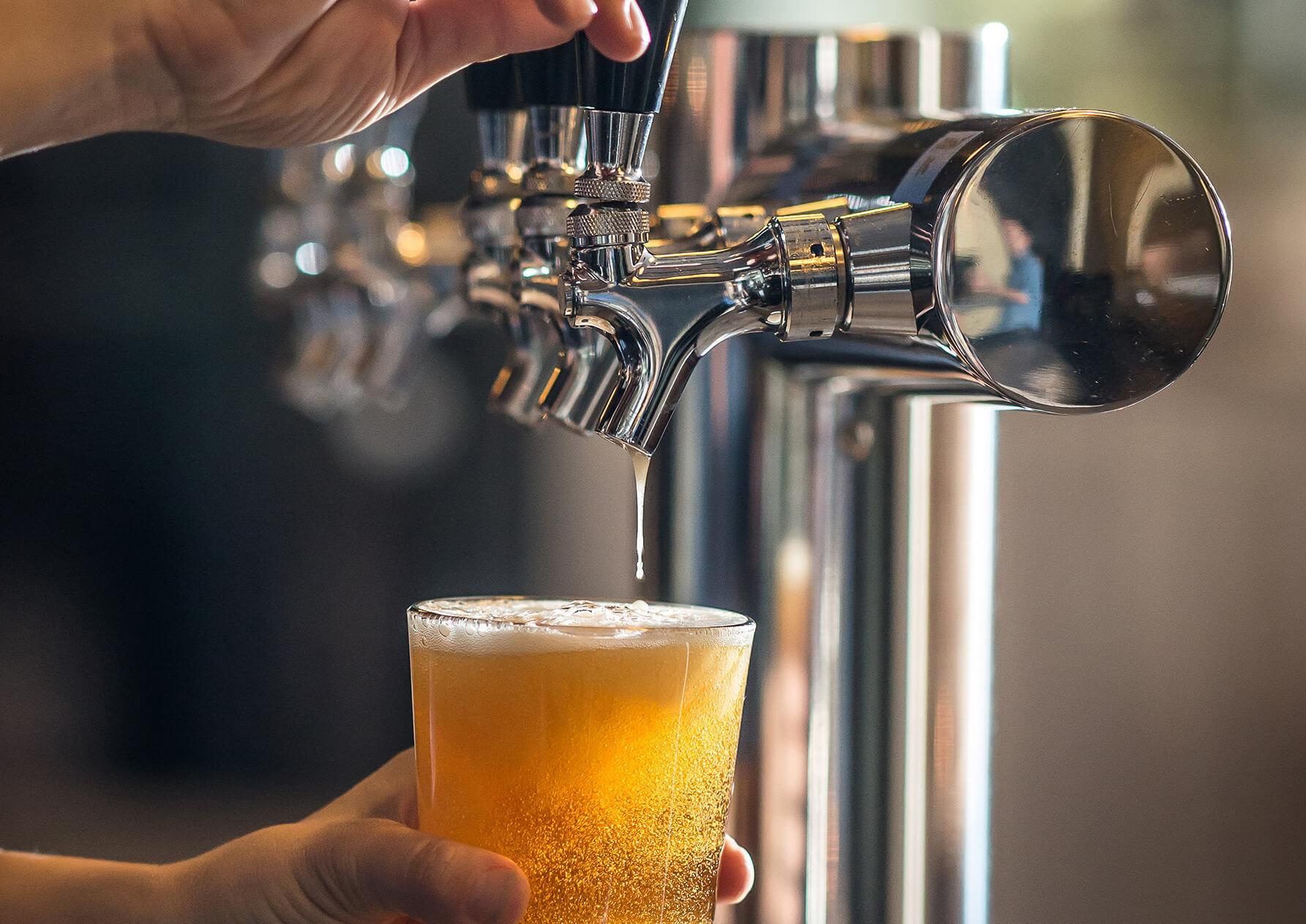 Ospaen Servis montaje de grifos de cerveza