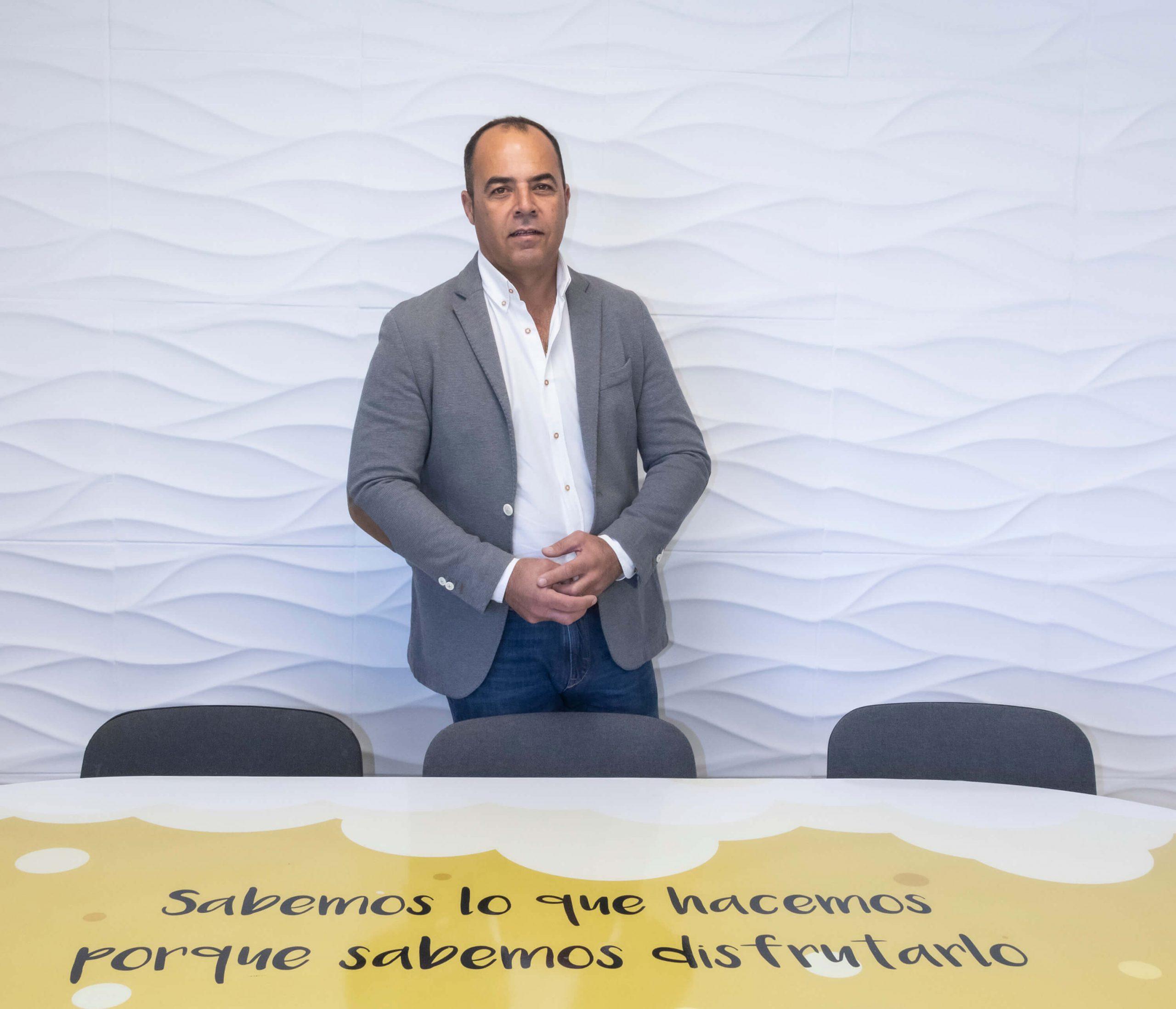 Jesús D. Méndez Mederos Gerente de Ospaen Servis