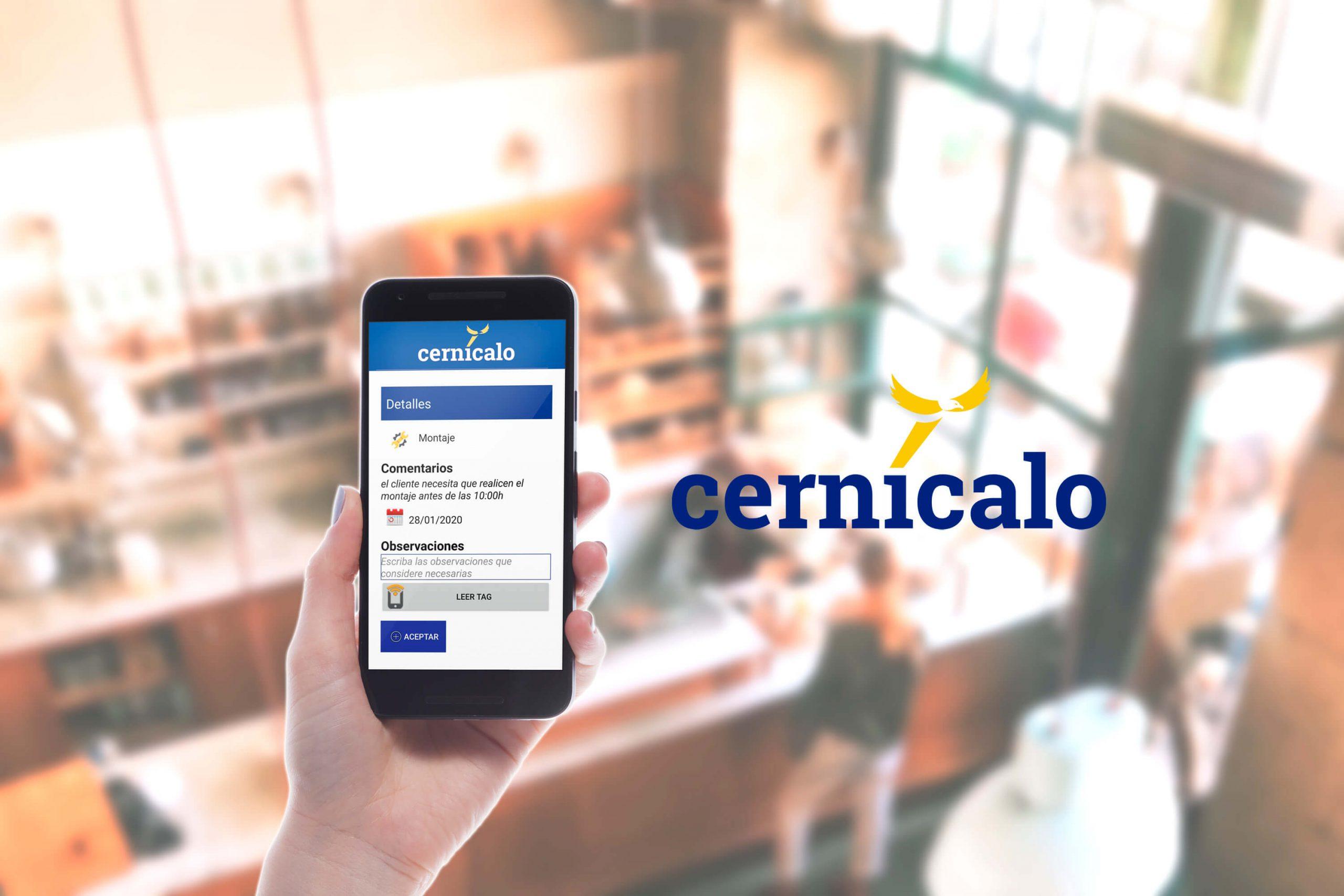 Presentamos Cernícalo, la app de gestión de equipamiento para hostelería, alimentación y bebidas por Ospaen Servis