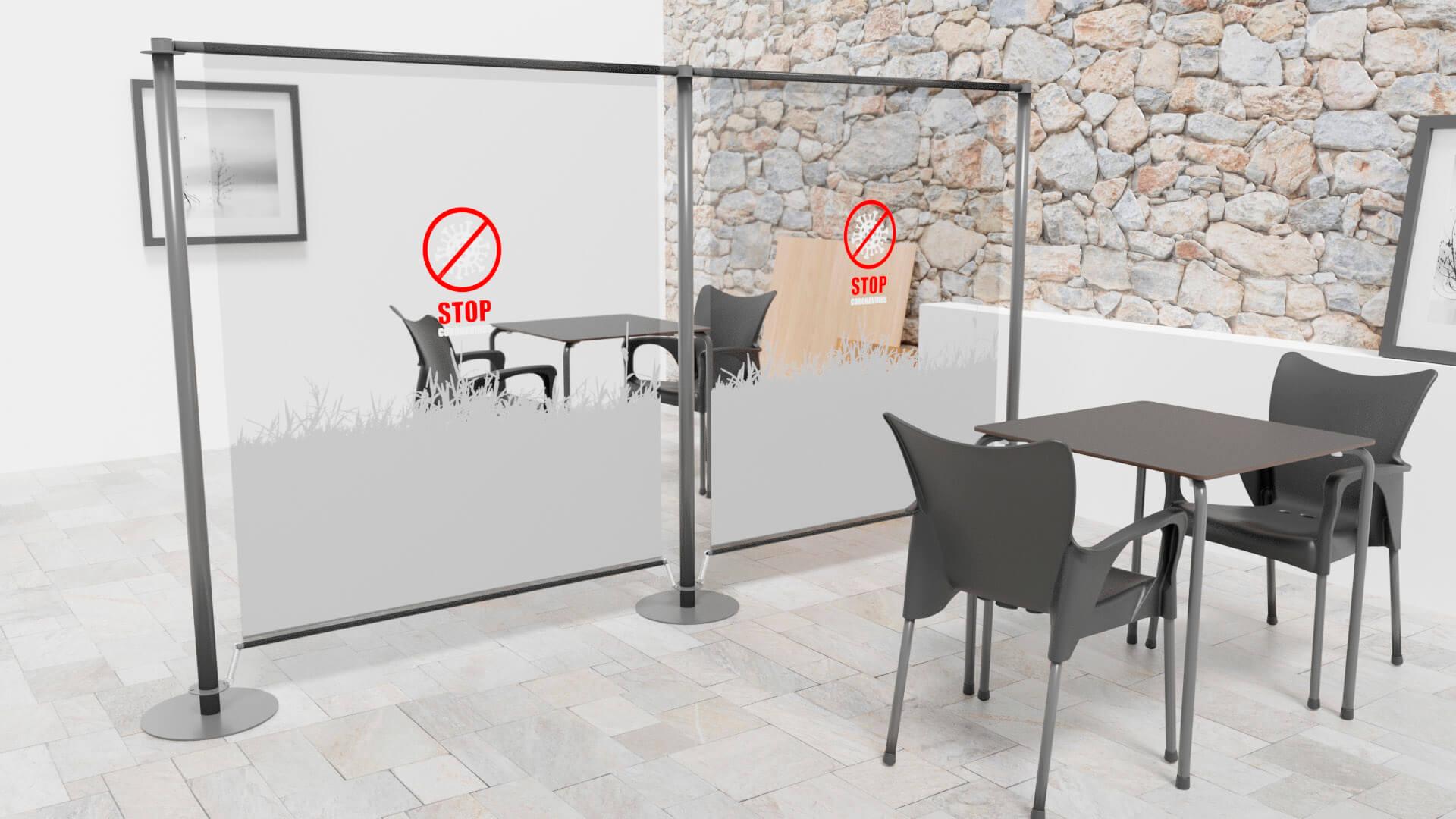 Protección COVID-19 para hostelería, alimentación y bebidas. Nuevo servicio de Ospaen Servis